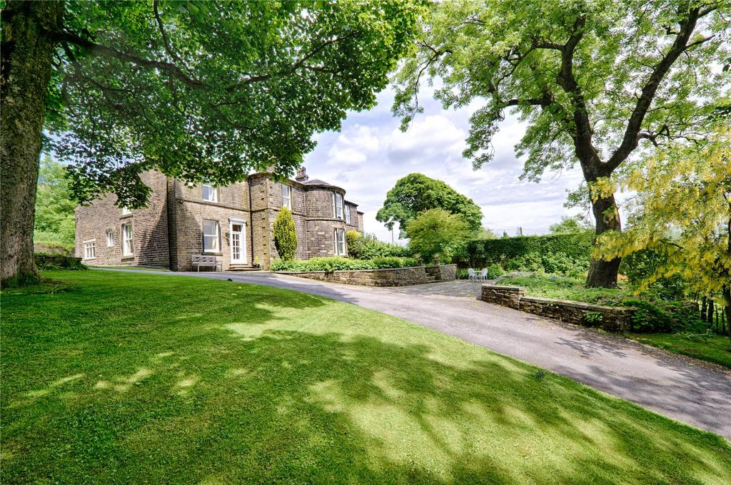5 Bedrooms Unique Property for sale in Oldham Road, Denshaw, Saddleworth, OL3