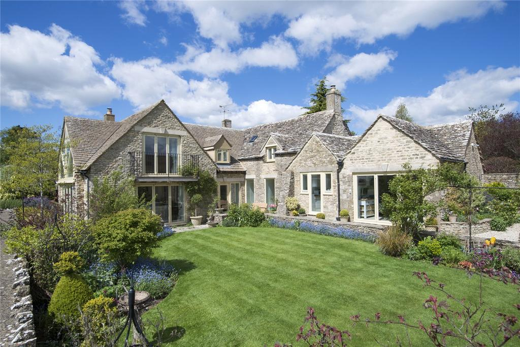4 Bedrooms Unique Property for sale in The Laines, Chedworth, Nr Cirencester, Gloucestershire, GL54