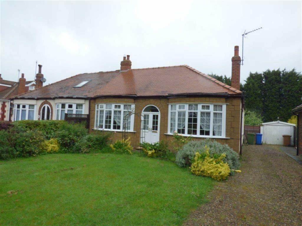 2 Bedrooms Semi Detached Bungalow for sale in Longdales Lane, Coniston, East Yorkshire, HU11