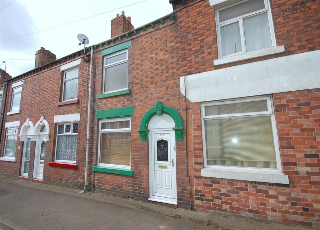 2 Bedrooms Terraced House for sale in High Street, Alsagers Bank