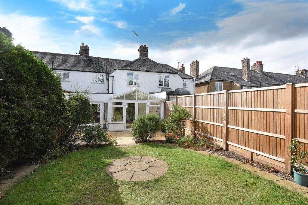 3 Bedrooms Terraced House for sale in Swaby Road, Earlsfield