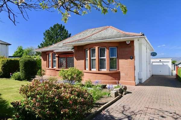 3 Bedrooms Detached Bungalow for sale in 17 Thornly Park Drive, Paisley, PA2 7RP