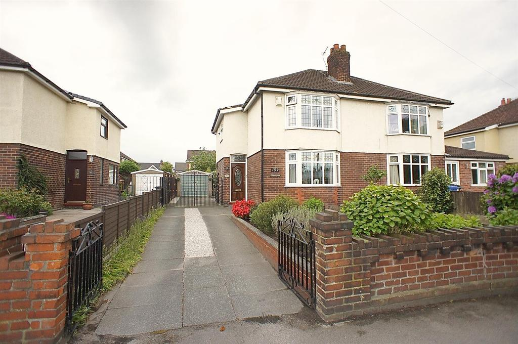 3 Bedrooms House for sale in Thelwall New Road, Thelwall, Warrington