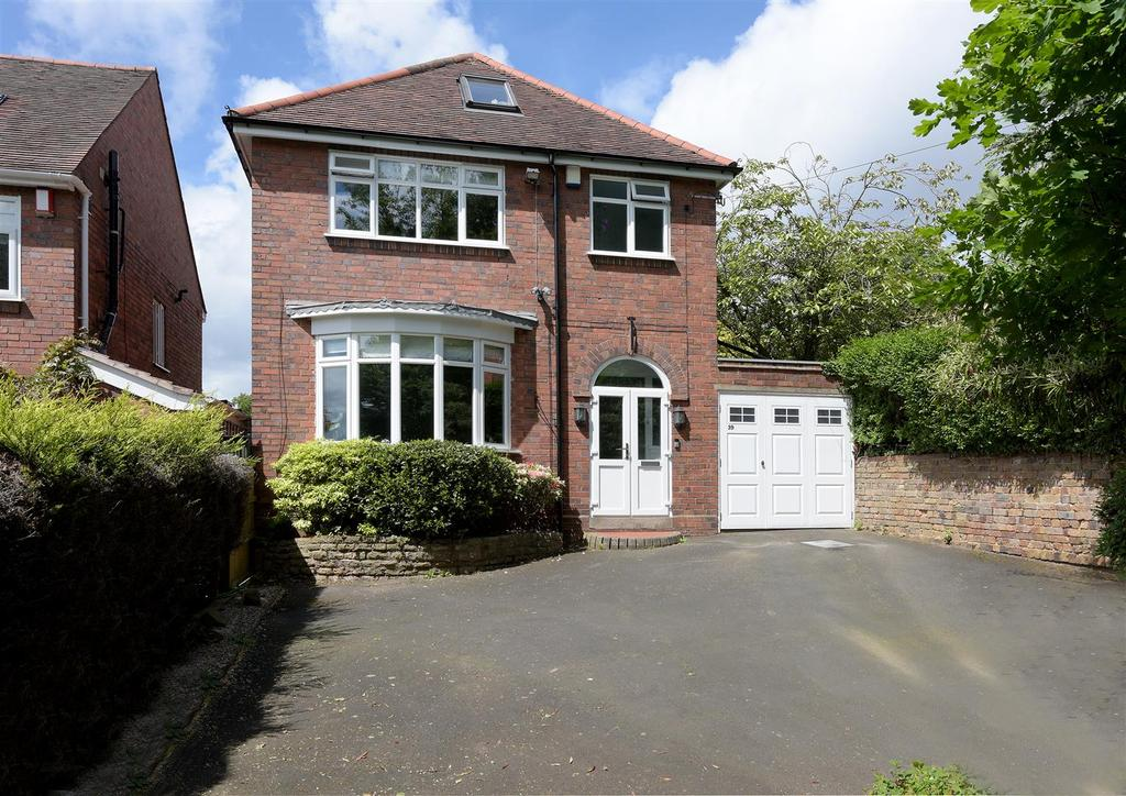 4 Bedrooms Detached House for sale in Brook Holloway, Stourbridge