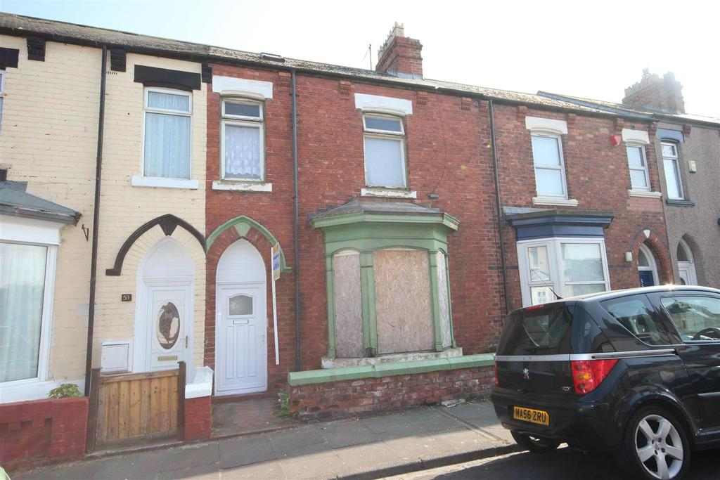 3 Bedrooms Terraced House for sale in Collingwood Road, Hartlepool