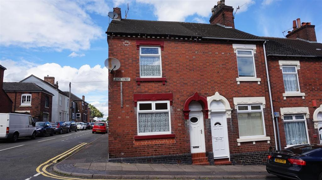 2 Bedrooms Terraced House for sale in Jervis Street, Hanley, Stoke On Trent, Staffs