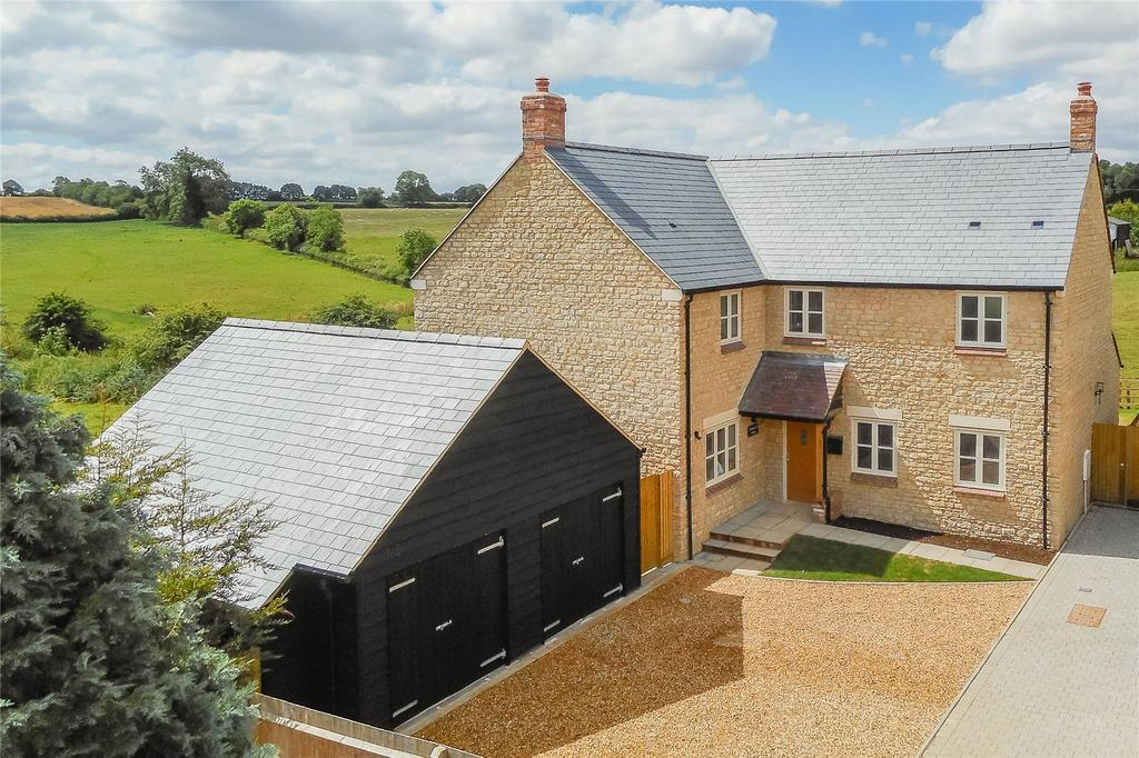 4 Bedrooms Detached House for sale in Sulgrave, Banbury, Northamptonshire