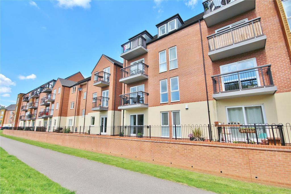 2 Bedrooms Flat for sale in Angelica Road, Lincoln, LN1