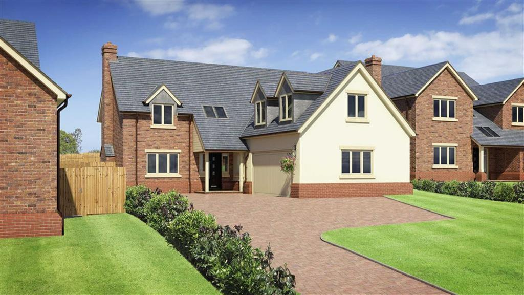 5 Bedrooms Detached House for sale in Plot 4 Highfield, Holyhead Road, Montford Bridge, SY4