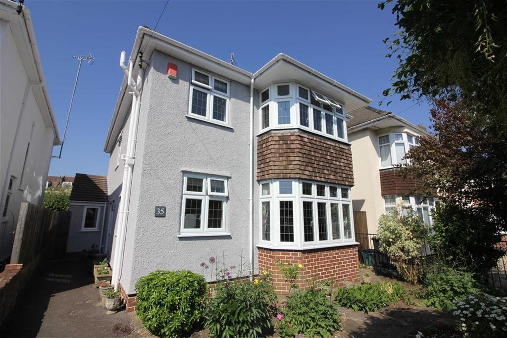 4 Bedrooms Detached House for sale in Northumbria Drive, Henleaze, Bristol