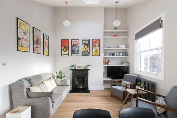 2 Bedrooms Flat for sale in Lancaster Road, London, W11