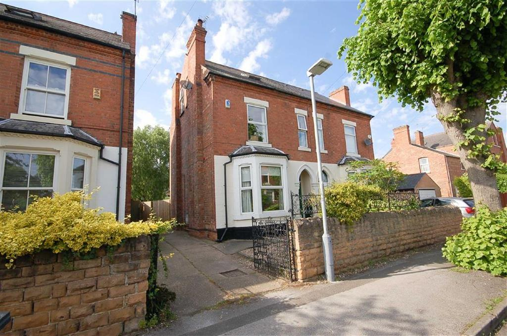4 Bedrooms Semi Detached House for sale in Chaworth Road, West Bridgford
