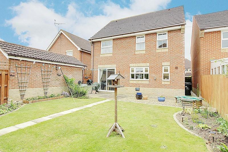 4 Bedrooms Detached House for sale in Dunlop Road, Dereham