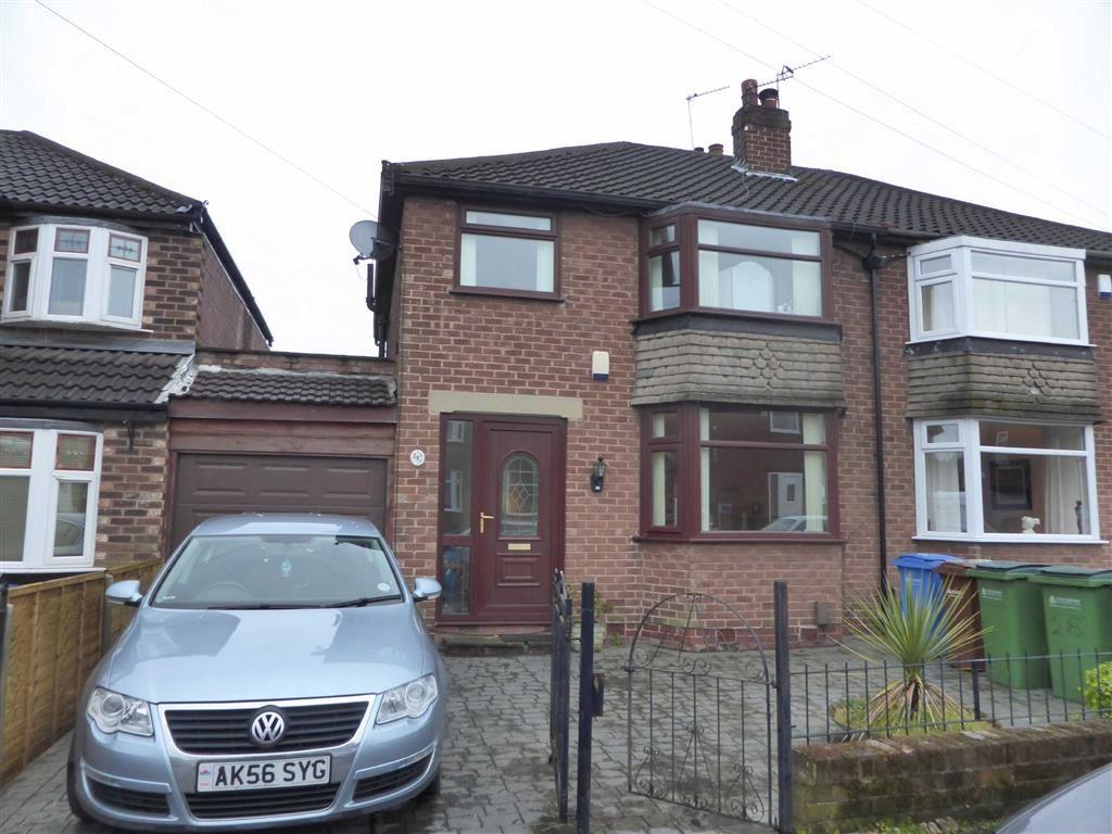 3 Bedrooms Semi Detached House for sale in Mayfield Grove, South Reddish, Stockport