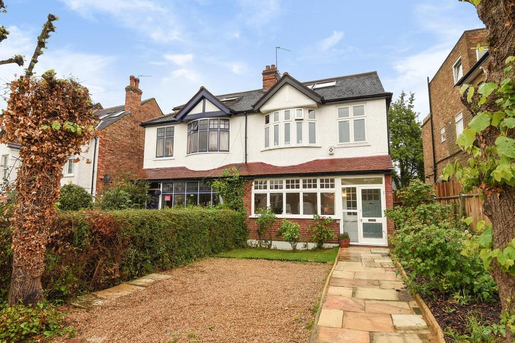 5 Bedrooms Semi Detached House for sale in Overhill Road, East Dulwich, SE22