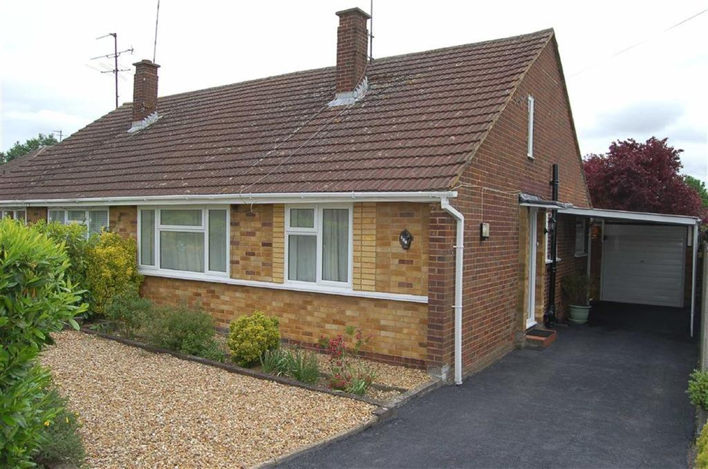 2 Bedrooms Semi Detached Bungalow for sale in Ninesprings Way, Hitchin, Hertfordshire