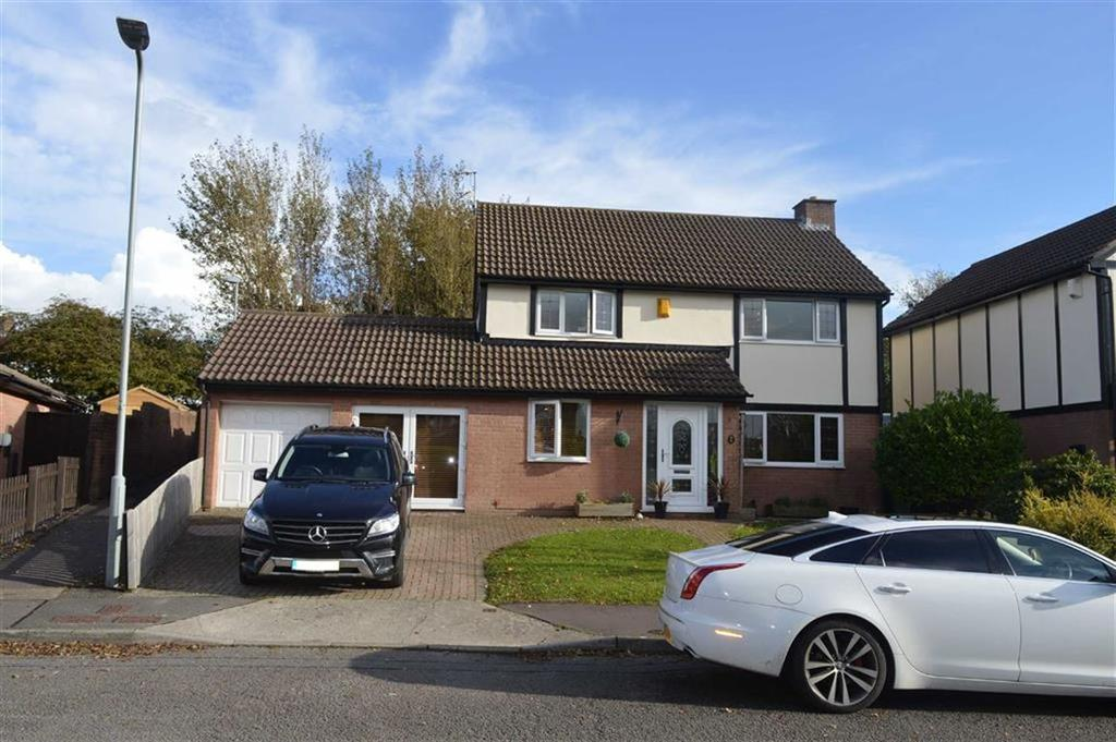 4 Bedrooms Detached House for sale in Highmead Avenue, Newton, Newton