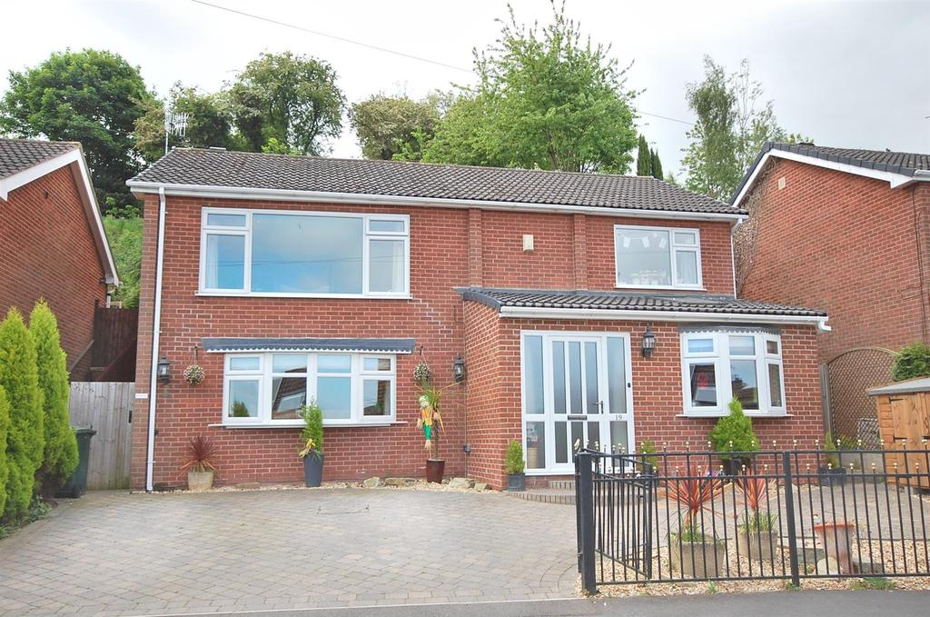 4 Bedrooms Detached House for sale in Woodland Close, Radcliffe On Trent