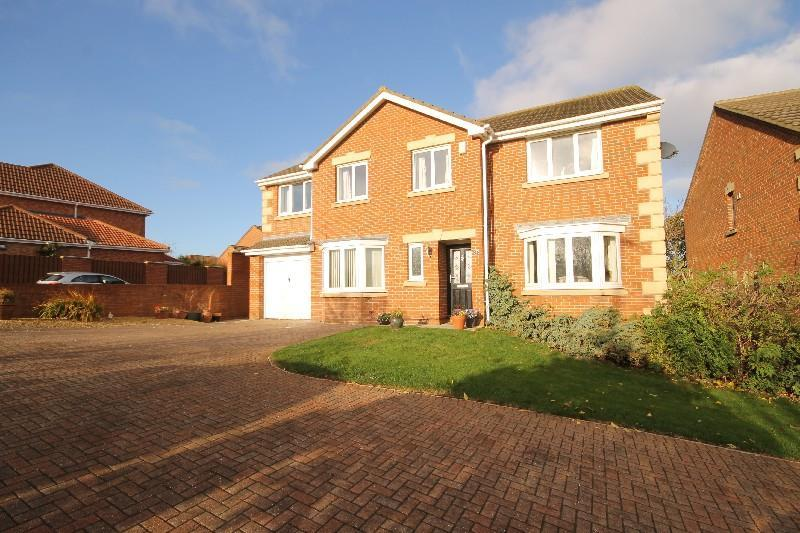 4 Bedrooms Detached House for sale in Goldfinch Road, Hartlepool