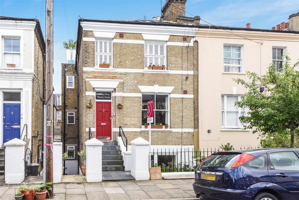 2 Bedrooms Flat for sale in Stanbridge Road, Putney