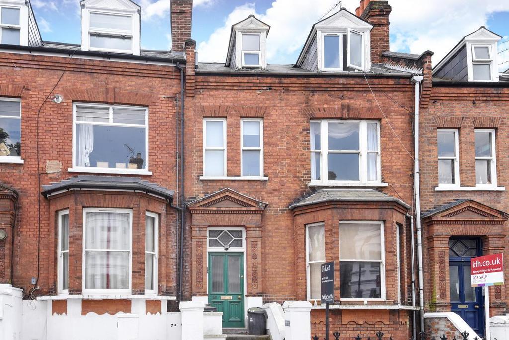 1 Bedroom Flat for sale in Hemstal Road, West Hampstead, NW6