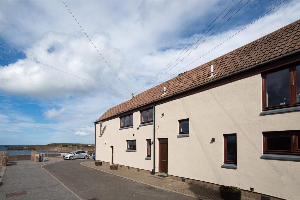 2 Bedrooms Semi Detached House for sale in Court Wynd, Eyemouth, Berwickshire