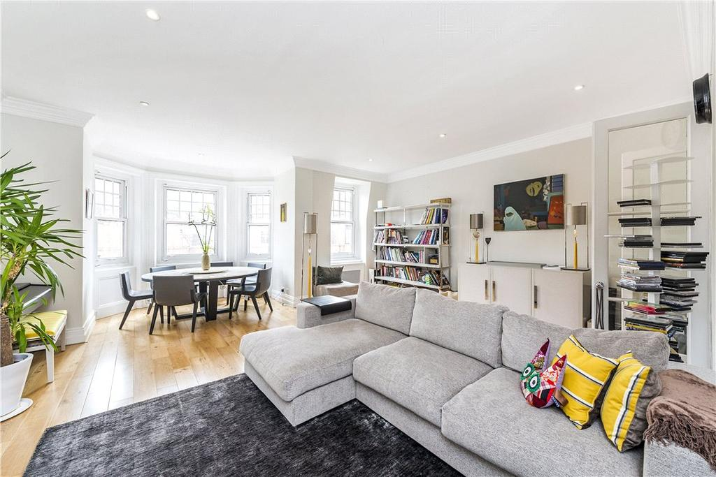 3 Bedrooms Maisonette Flat for sale in Draycott Place, Chelsea, London, SW3