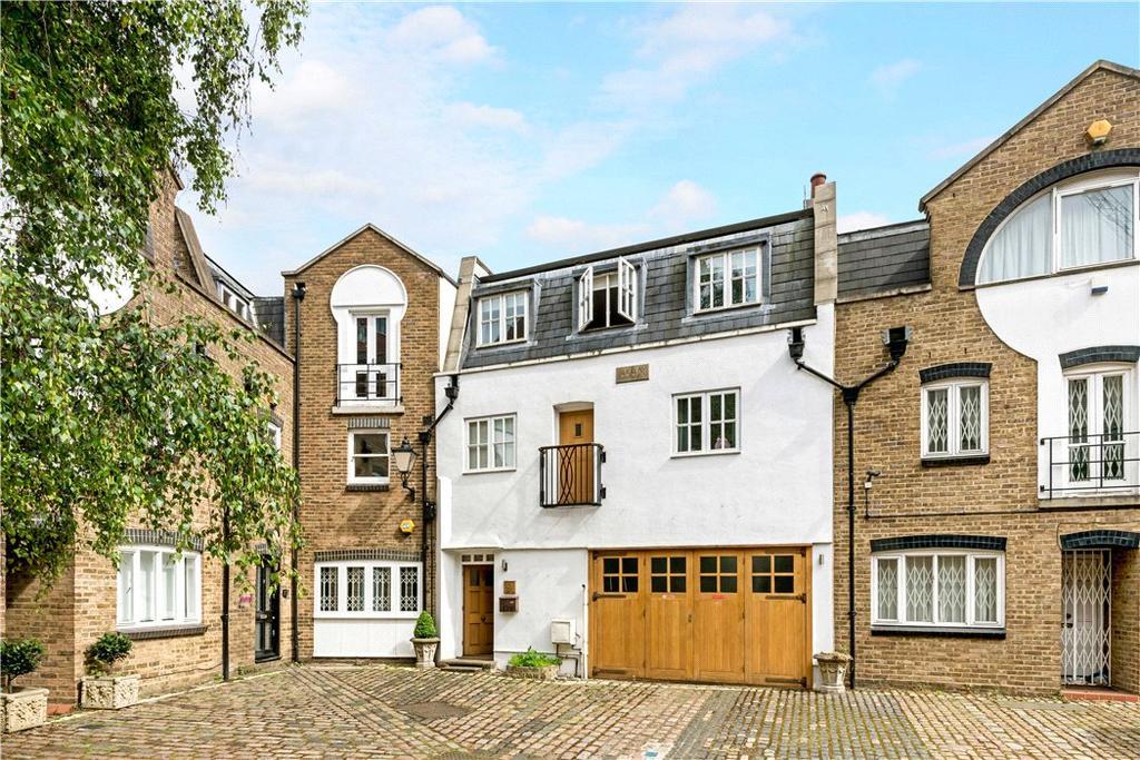 3 Bedrooms Mews House for sale in Celbridge Mews, Bayswater, London, W2