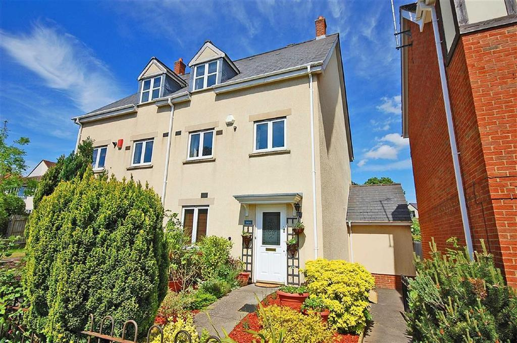 4 Bedrooms Semi Detached House for sale in London Road, Charlton Kings, Cheltenham, GL52