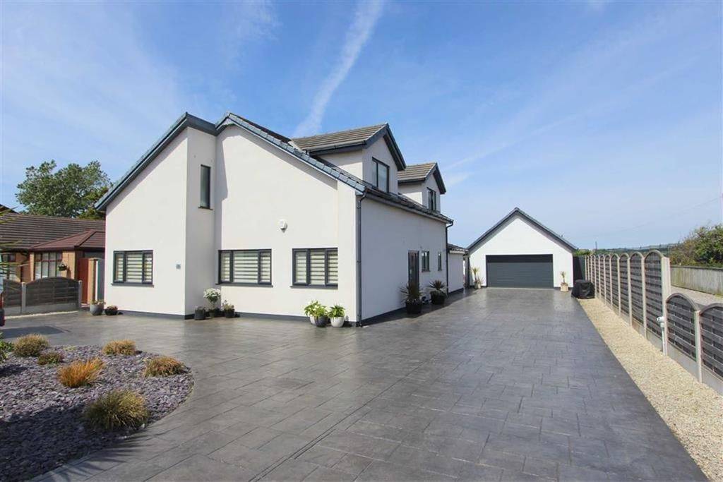 4 Bedrooms Detached House for sale in Highbury Road East, Lytham St Annes, Lancashire