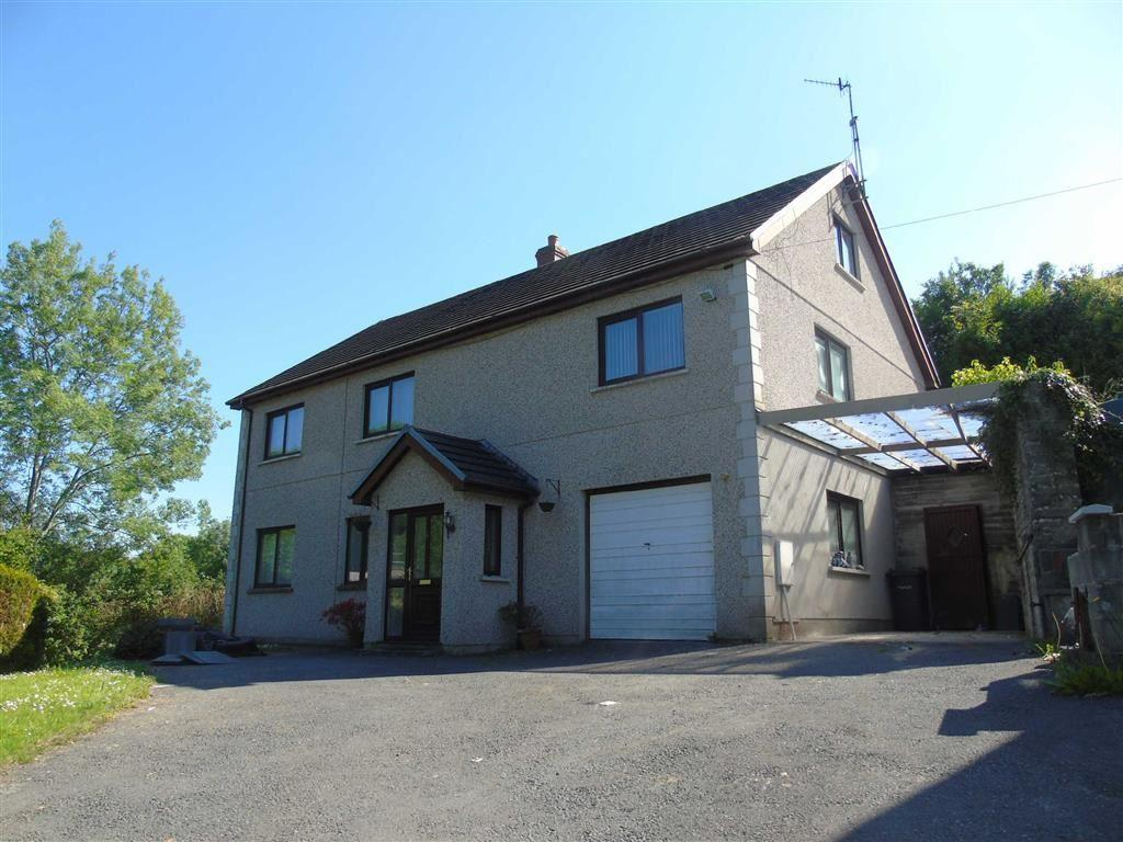 6 Bedrooms Detached House for sale in Min Yr Afon, Burry Port, Burry Port