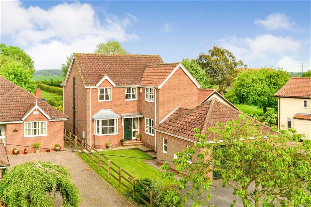 4 Bedrooms Detached House for sale in Catwick Lane, Long Riston, East Yorkshire