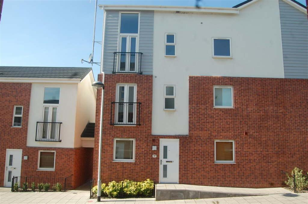 2 Bedrooms Apartment Flat for sale in Lock Keepers Way, Hanley, Stoke-on-trent