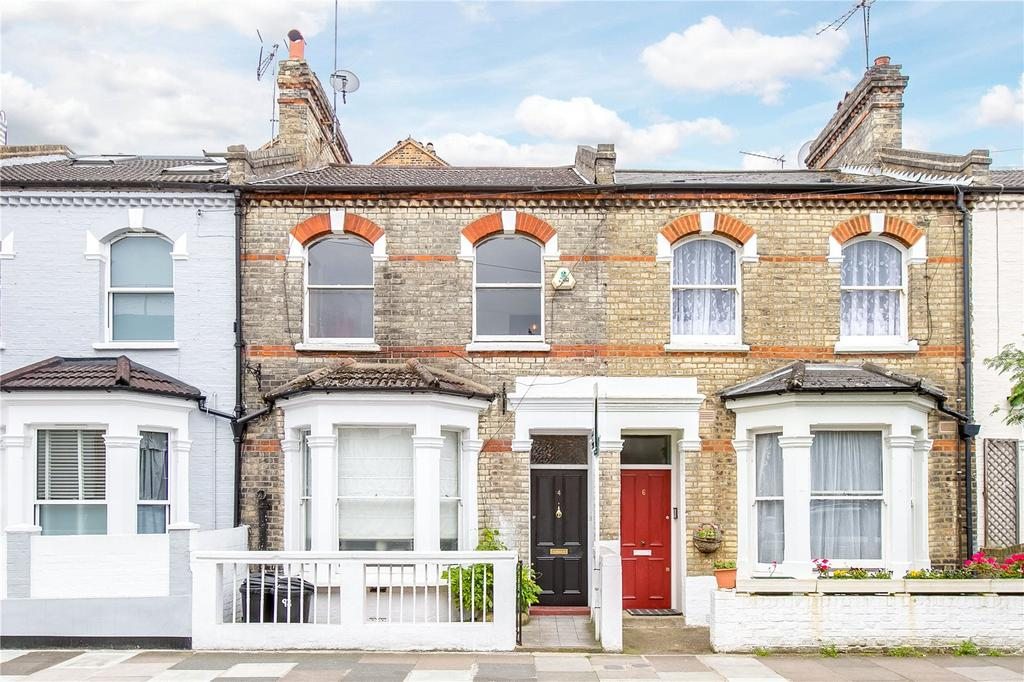 3 Bedrooms Terraced House for sale in Prothero Road, London