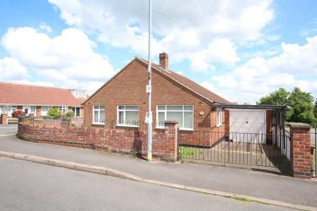2 Bedrooms Bungalow for sale in Garden Lane, Melton Mowbray, LE13