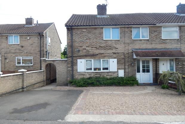 3 Bedrooms Semi Detached House for sale in Hill Road, Bestwood Village, Nottingham, NG6