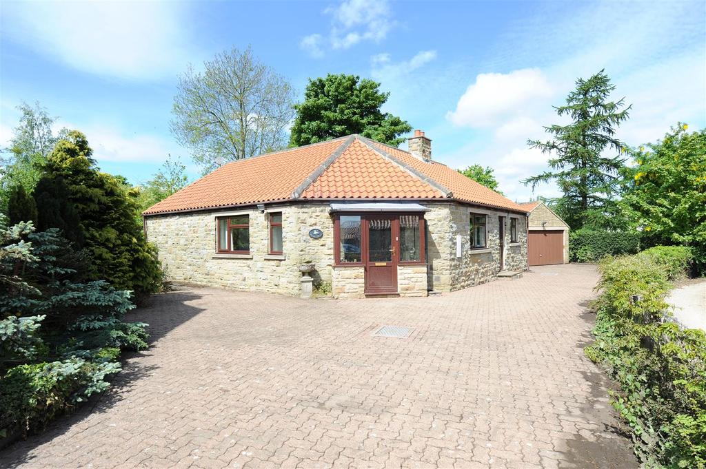 2 Bedrooms Detached Bungalow for sale in Scots Dyke Close, Melsonby, Richmond