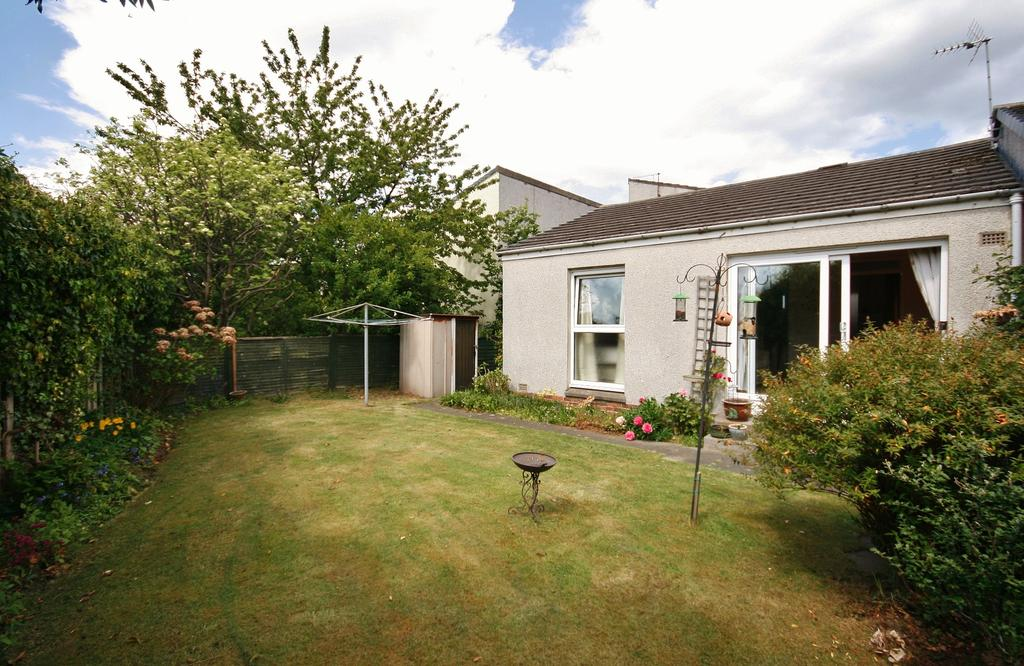 1 Bedroom Terraced Bungalow for sale in 119 South Gyle Gardens, Corstorphine, Edinburgh EH12 7XH