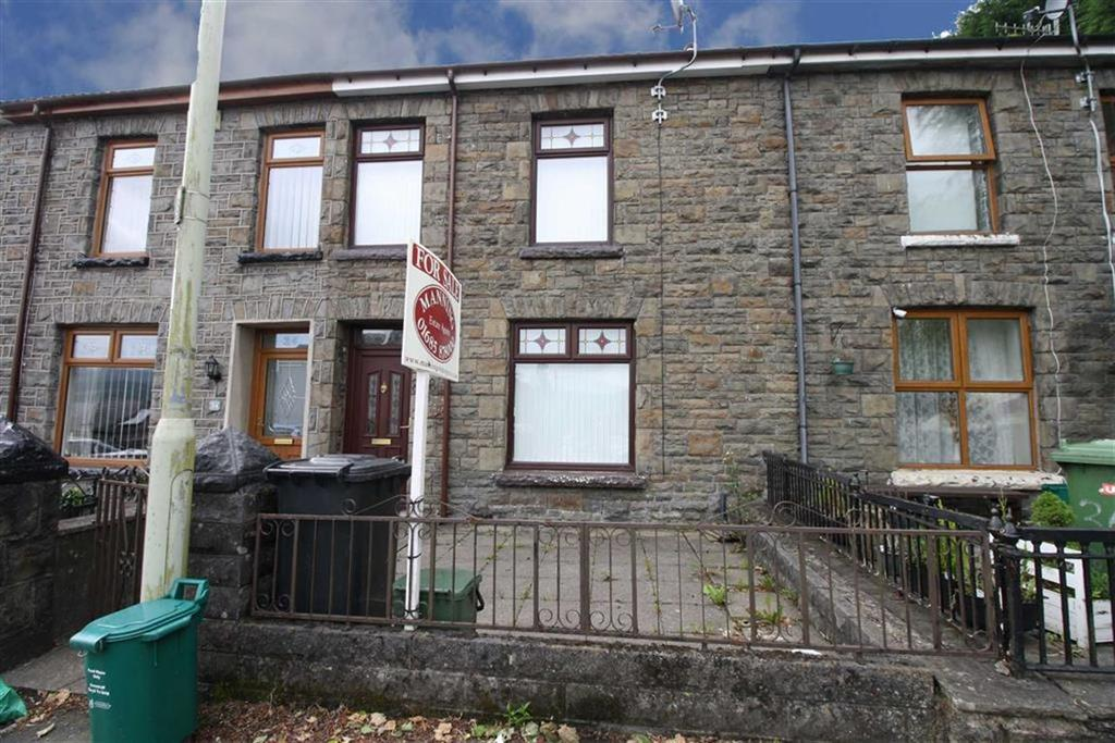 3 Bedrooms Terraced House for sale in Cemetery Road, Aberdare, Mid Glamorgan
