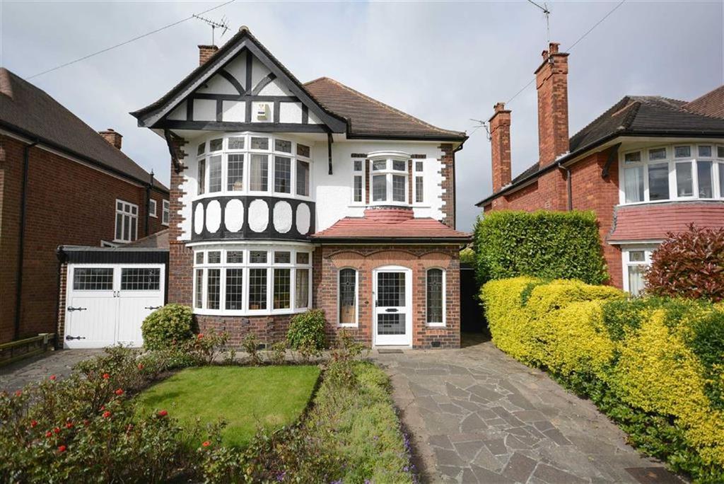 3 Bedrooms Detached House for sale in Rodney Road, West Bridgford