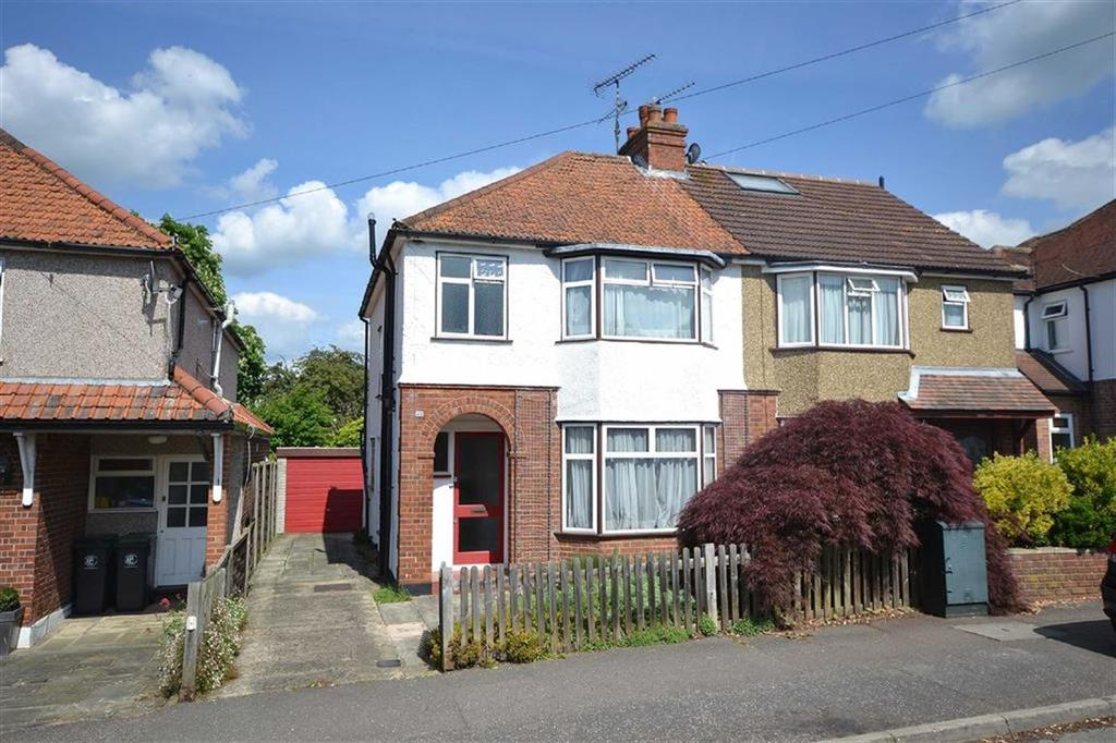 3 Bedrooms Semi Detached House for sale in Tower Road, Epping, Essex, CM16