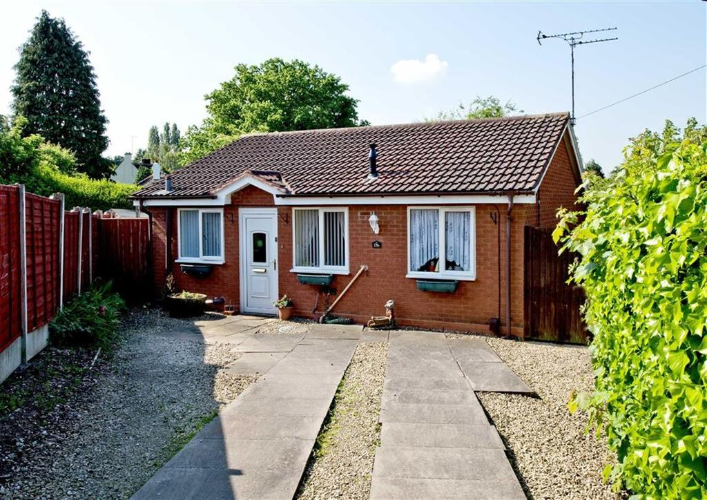 2 Bedrooms Detached Bungalow for sale in 178a, Westacre Crescent, Finchfield, Wolverhampton, West Midlands, WV3