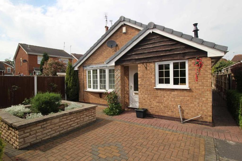 3 Bedrooms Detached Bungalow for sale in 44 Rosedale, Worksop