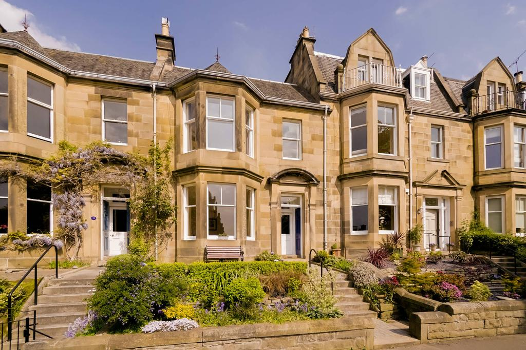 5 Bedrooms Terraced House for sale in 13 South Gillsland Road, Merchiston, EH10 5DE