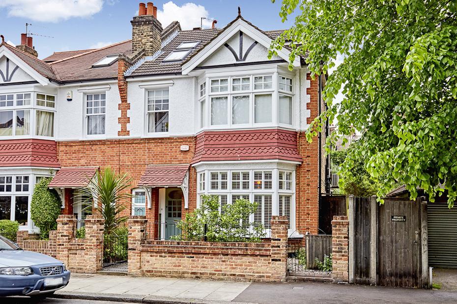 5 Bedrooms Semi Detached House for sale in Pleydell Avenue, London W6
