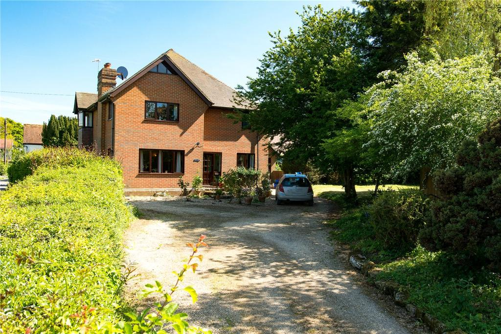 4 Bedrooms Detached House for sale in Church Road, Shillingstone, Blandford Forum, Dorset, DT11
