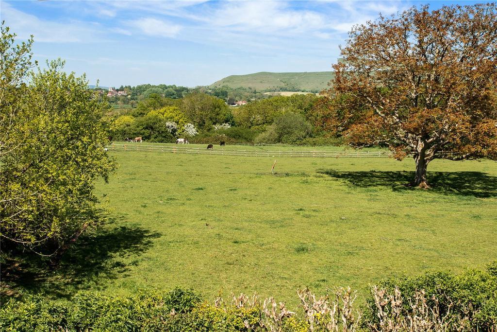 4 Bedrooms Detached House for sale in Church Road, Shillingstone, Blandford Forum, Dorset, DT11
