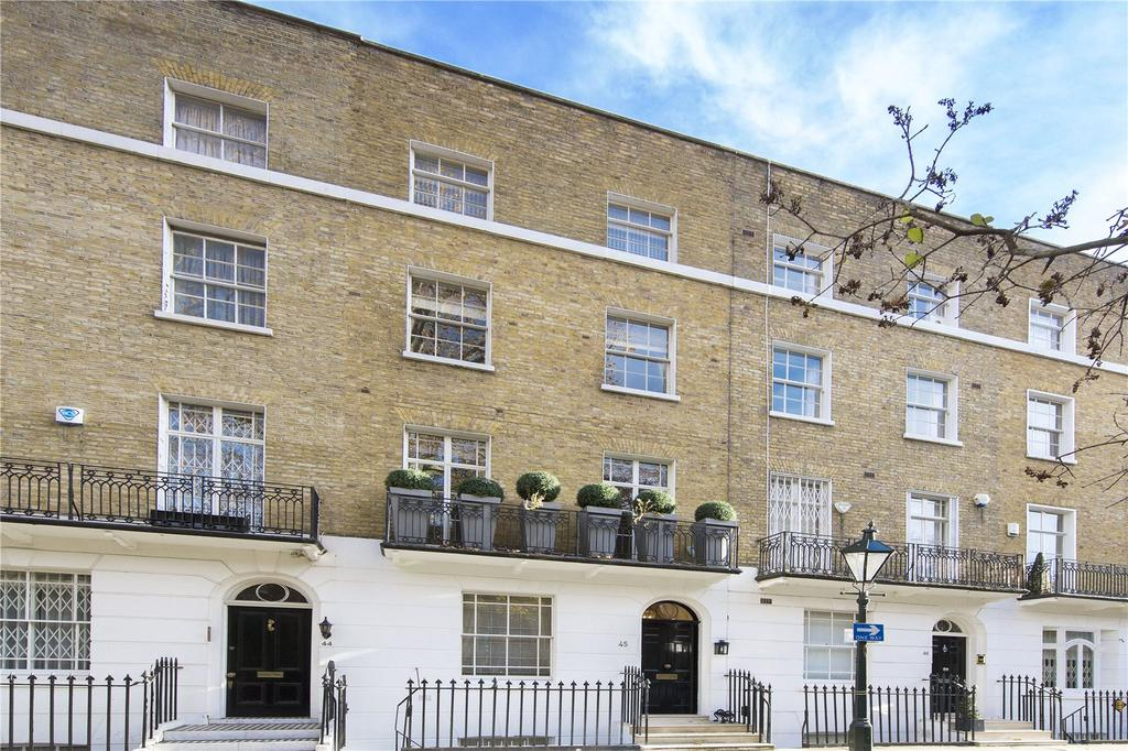 4 Bedrooms Terraced House for sale in Brompton Square, Knightsbridge, London