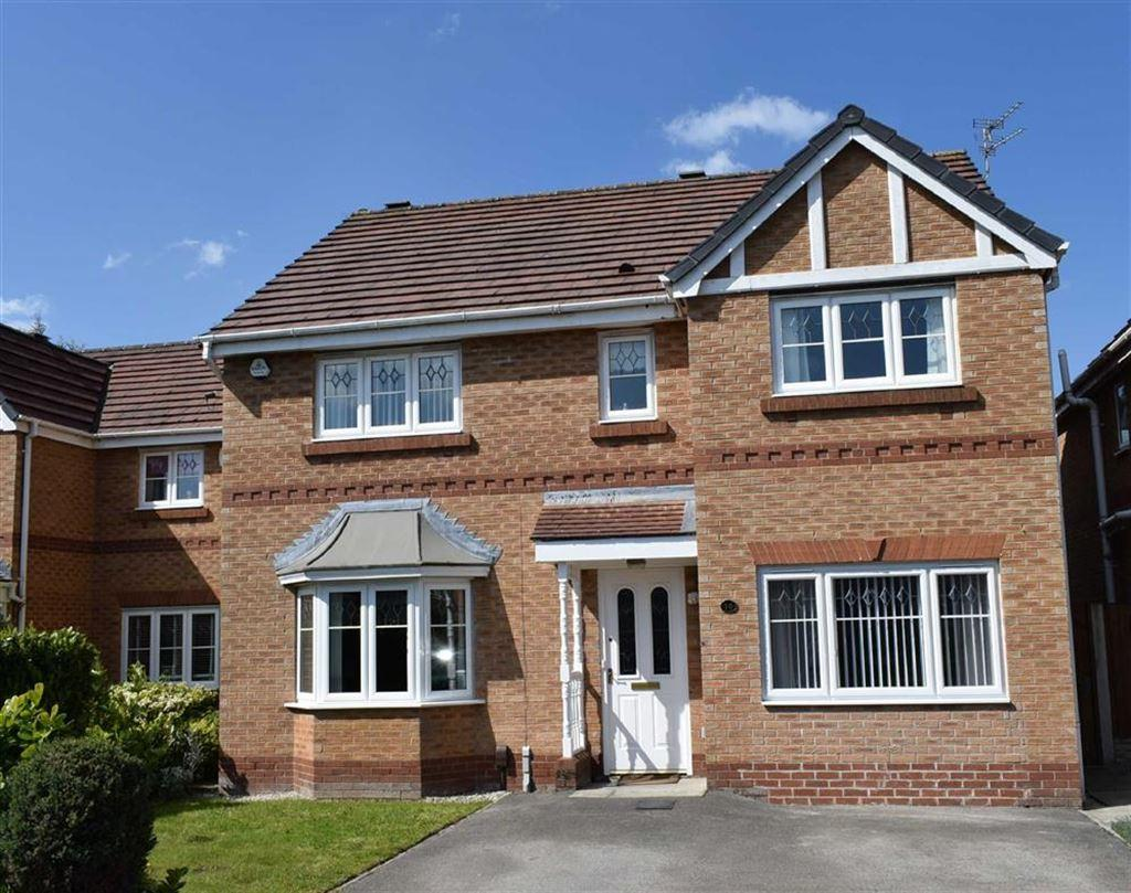 4 Bedrooms Detached House for sale in Naburn Grove, CH46