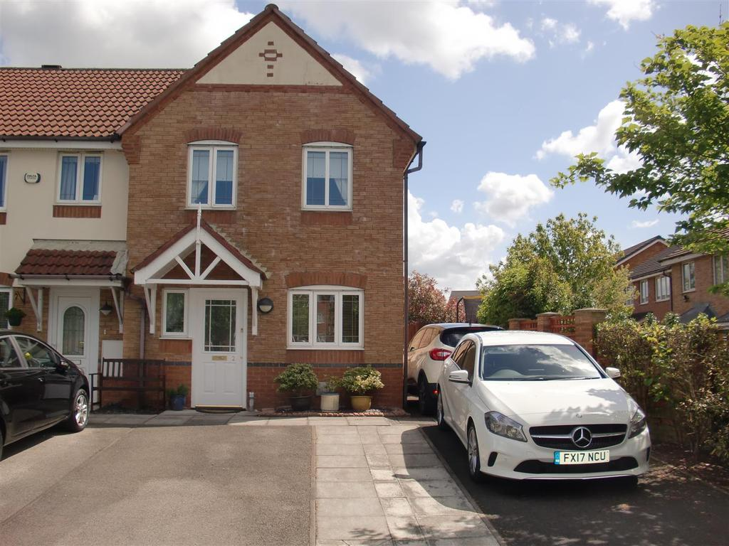3 Bedrooms Town House for sale in Evergreen Way, St. Helens